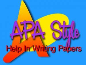 APA Style Cover Page Formatting and Style Guide